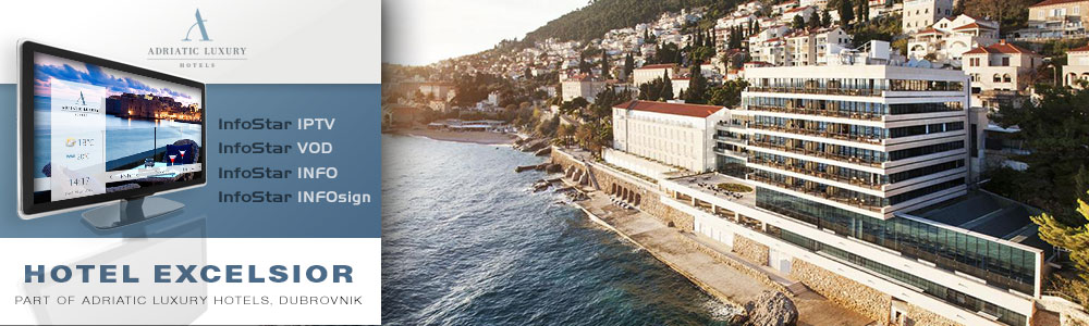 Hotel Excelsior, part of Adriatic Luxury Hotels, Dubrovnik