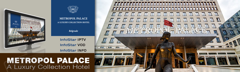 Metropol Palace, A Luxury Collection Hotel | Belgrade, Serbia